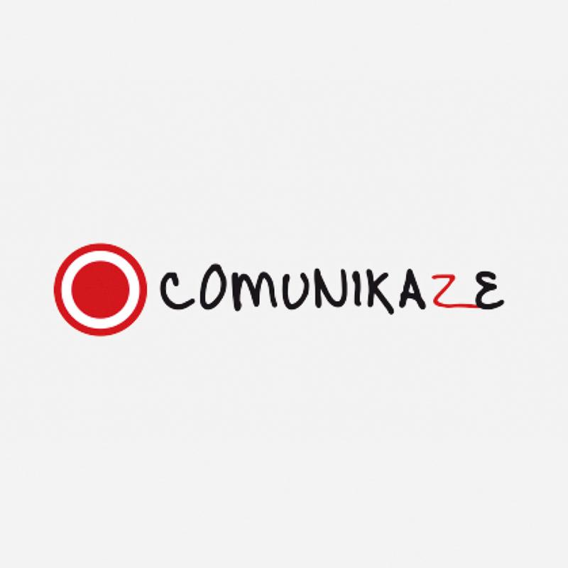 Logo Comunikaze