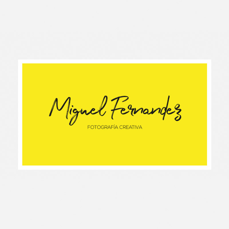 Logo Miguel Fernández